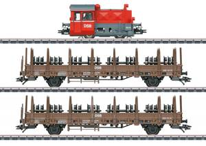 Bilde av DSB Köf II togsett m/2