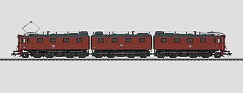 Lokomotiv - Skandinaviske
